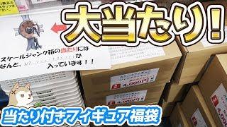 大当たり枠にはFGOマシュのフィギュアが入ってるとのことで、4000円のフィギュア福袋を買ってみましたー 前回、別の大当たり枠があった時に買っ...