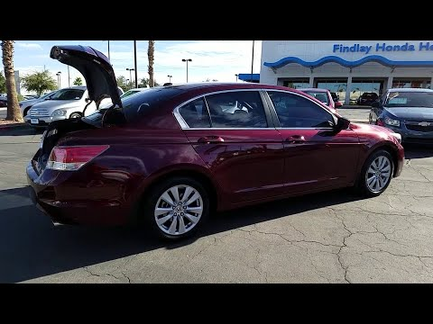 2011 HONDA ACCORD Henderson, Las Vegas, Laughlin, St George, Flagstaff, AZ  H180310A