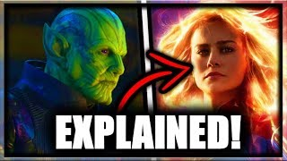 Captain Marvel Explained In 5 Minutes (Captain Marvel Full Movie Story Synopsis Explained/Breakdown)