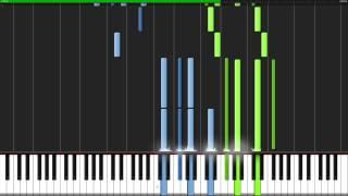 Repeat youtube video Elfen Lied - Lilium   Piano Tutorial + Sheet Music