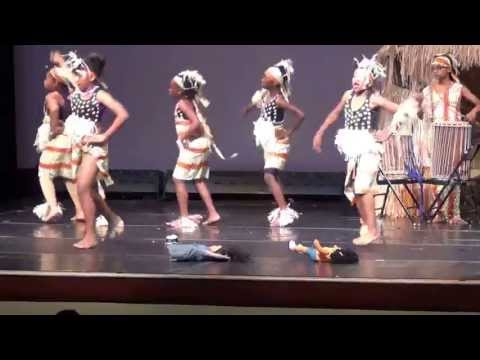 Nana Adwoa's West African dance performance at the Southwest Arts center