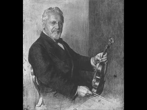 Arnold Rosé - Sarasate: Faust Fantasia