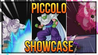 *NEW* 100% RAINBOW STAR EZA PICCOLO SHOWCASE! THE FIRST F2P TRANSFORMATION UNIT | DBZ: Dokkan Battle