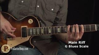 Jethro Tull - Aqualung Guitar Lesson