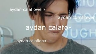ThE VerY FiRSt AyDAn MemE ViDeO - &quotJellyfish Donuts&quot