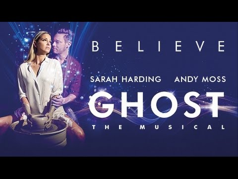 Sarah Harding Molly Ghost The Musical Review 2016
