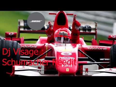 Dj Visage [ Formula 1 ] [Schumacher Song ] [ BASS BOOST ]