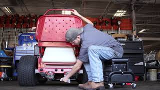 How to Perform Hydro Oil Change on a Toro GrandStand - MainStreetMower