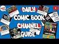 Comic Book YouTube Channels Ep#186, New Comics, Marvel Comics, DC Comics, Comic Book Movies Aug 14th