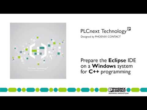 How To Install Eclipse IDE Tools On Windows 10 | C++ With PLCnext Technology