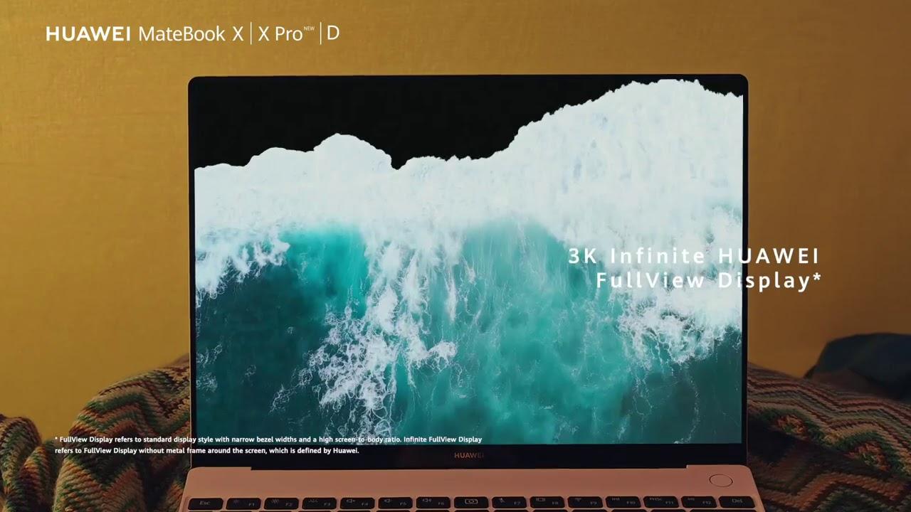 HUAWEI MateBook X | X Pro