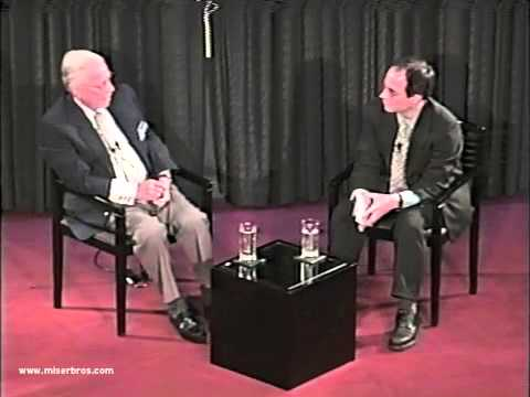 Arthur Rankin Jr., Interview at the Museum of Television & Radio (2003) - Part 5