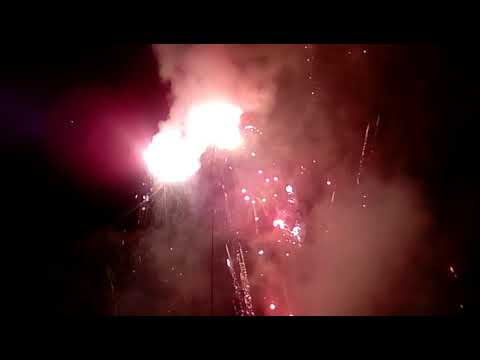La quema de castillo en pantepec puebla 2017