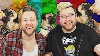 GETTING FATTER WITH TOMSKA (and Daniel J Layton) #CONTENT