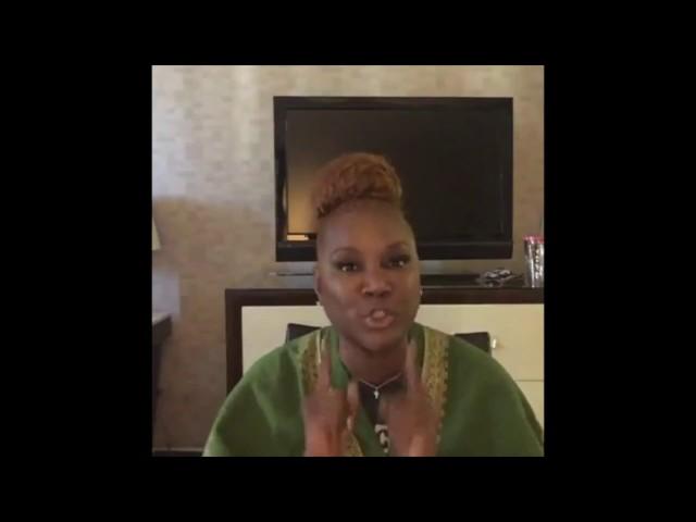 Juanita Bynum Tells Female Worshippers To Put A Bra ON!