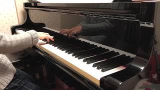 ピアノ演奏「間違っちゃいない/ジャニーズWEST(重岡・?田・神山)」【耳コピ】