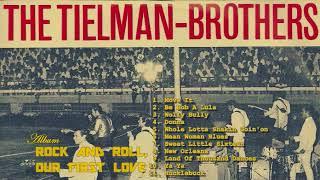 The Tielman Brothers - Rock'n Roll Album