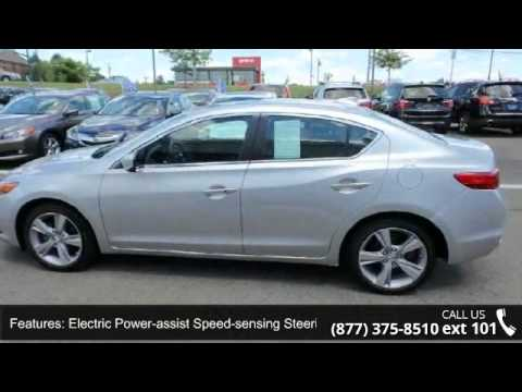 2015 acura ilx 2 0l baierl acura wexford pa 15090 youtube