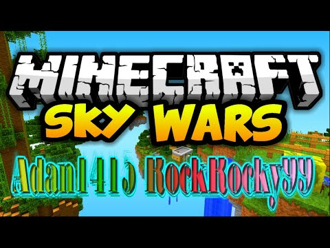 Sky Wars #1 con Adan1415 and RockRocky99