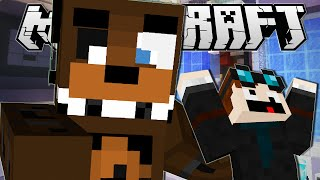 Minecraft | FREDDY'S IN THE LAB?! | The Lab Minigame