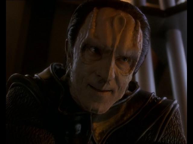 Dukat attacks Garak | Star Trek: Deep Space Nine - In Purgatorys Shadow