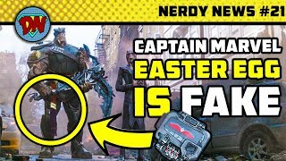 Drax Leaving MCU, Sony Marvel Universe, Batwoman, Infinity War, James Gunn | Nerdy News #21