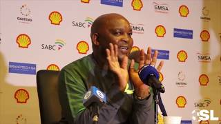 Pitso Mosimane Praises Kaizer Chiefs (Shell Helix Ultra Cup Part 2)