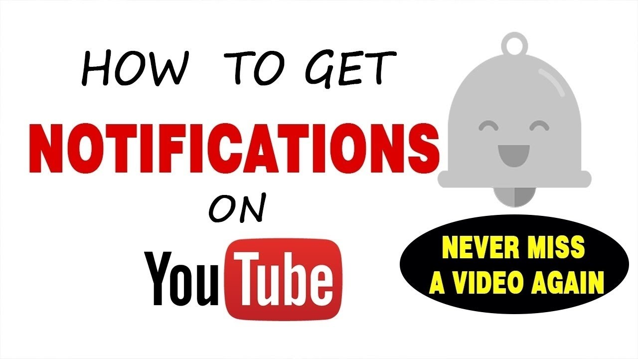 how to turn off notifications for youtube