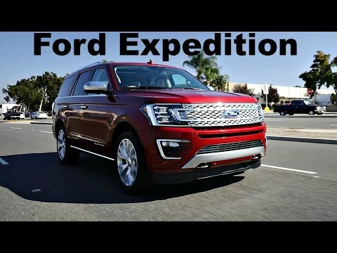 2018 Ford Expedition – Review and Road Test