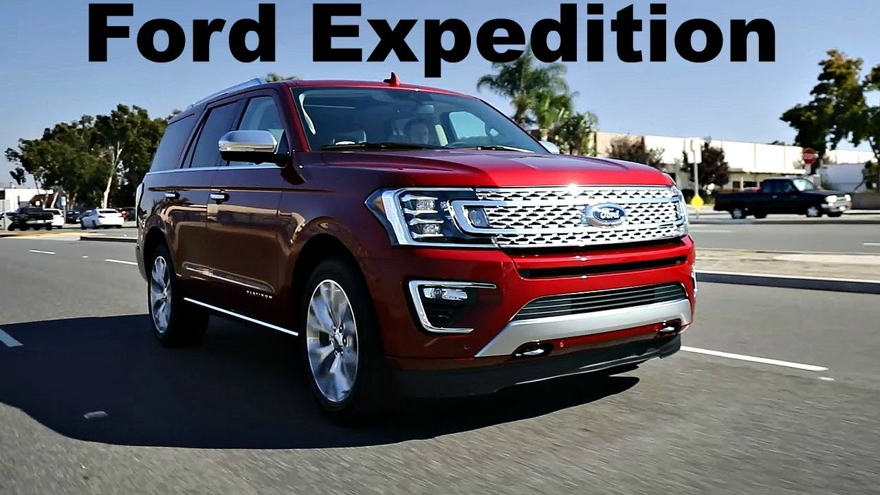 Ford Expedition Review And Road Test