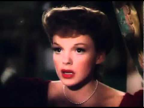 Judy Garland...Have Yourself A Merry Little Christmas (1946 Radio) - YouTube