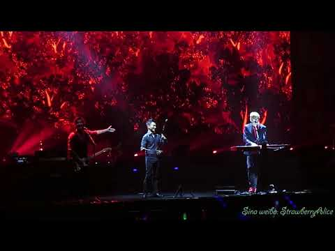 Michael Learns To Rock, I Walk This Road Alone + Fairy Tale + Take Me To Your Heart, 26/08/2017.