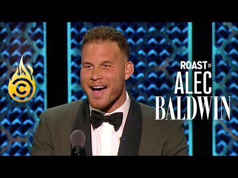 Blake Griffin Burns Adam Carolla & Celebrates Caitlyn Jenner (Full Set) - Roast of Alec Baldwin