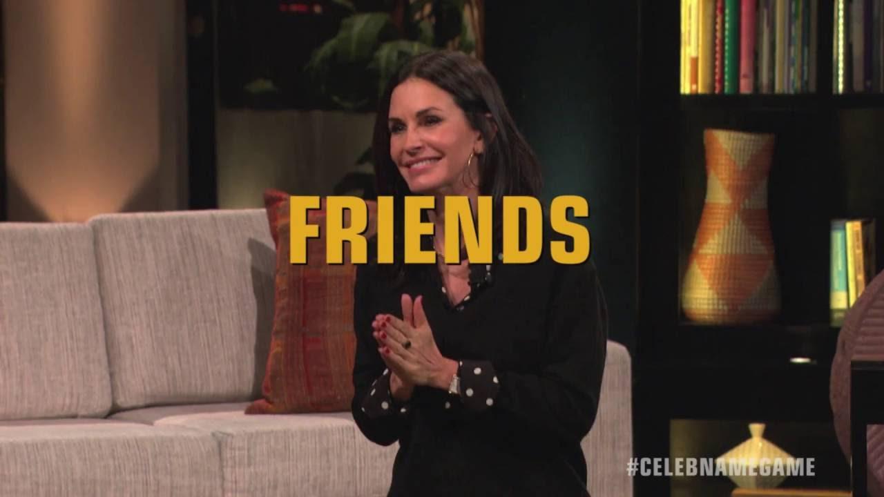 Courteney Cox, Lisa Kudrow Reunite for Friends ... - TVLine