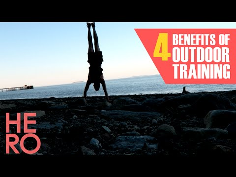 GET OUT   4 Big Benefits of Outdoor Training