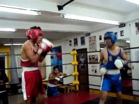 Box en el scorpion gym oaxaca youtube for El gimnasio