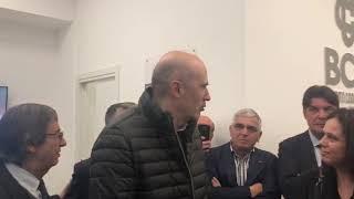 La BCC apre a Bitonto, gli auguri del sindaco