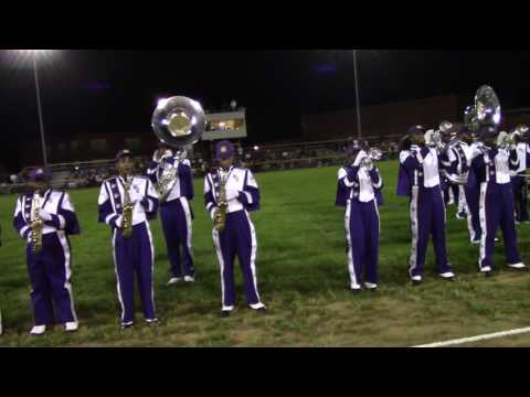 Greensville County High School Band Competiton 2016 Benedict College