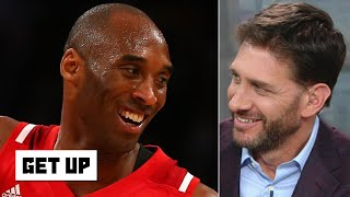 Mike Greenberg proposes an NBA 'Kobe Bryant Award' in memory of the Lakers legend | Get Up