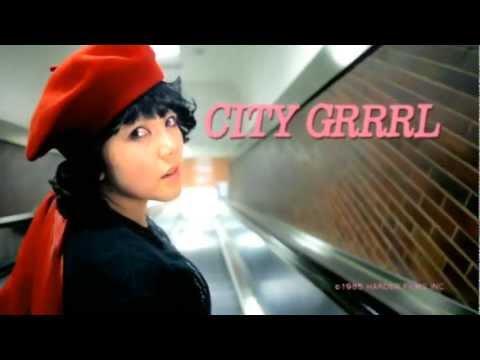 "Lovefoxxx & CSS ""City Grrrl Remix"" Music Video"