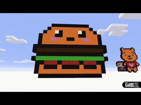 Minecraft Xbox 360 Comment Faire Un Pixel Art Tres