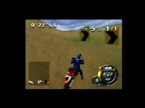 Top Gear Hyperbike Nintendo 64 Gameplay_1999_09_23_1