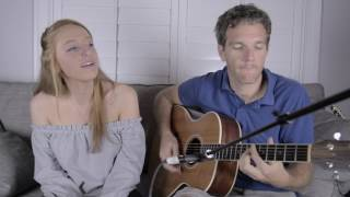 Redbone Acoustic Cover - Alli and Sean - Childish Gambino