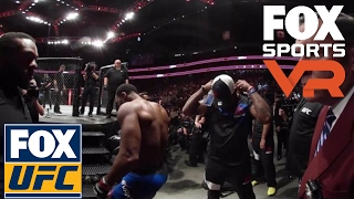 UFC 209 Fight Night | 360 VIDEO | UFC ON FOX