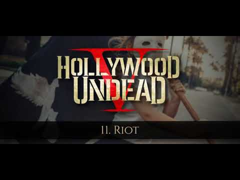Hollywood Undead - Riot [w/Lyrics]