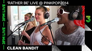 Clean Bandit - 'Rather Be' live @ pinkpop 2014 MP3
