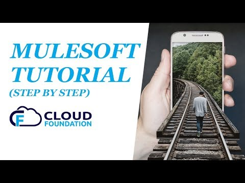 Mulesoft Training - The only ESB Course you need - CloudFoundation