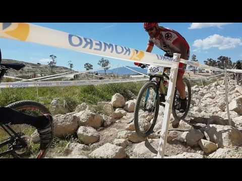 Circuito BTT XCO Molina de Segura 2017 Región de Murcia - 2ª Carrera OPEN MTB