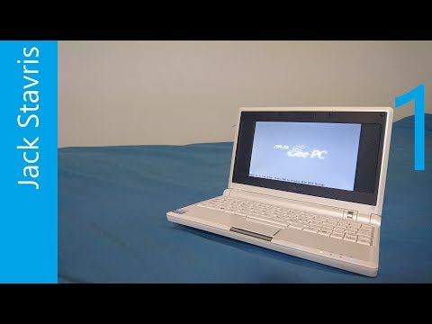 Asus Eee PC 700 Series: The Very First Netbook - Part 1: Hardware Overview