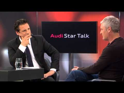 Veh im Audi Star Talk - TEIL3